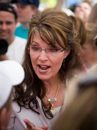 Supporters Need Intervention Against Politically Abusive Palin