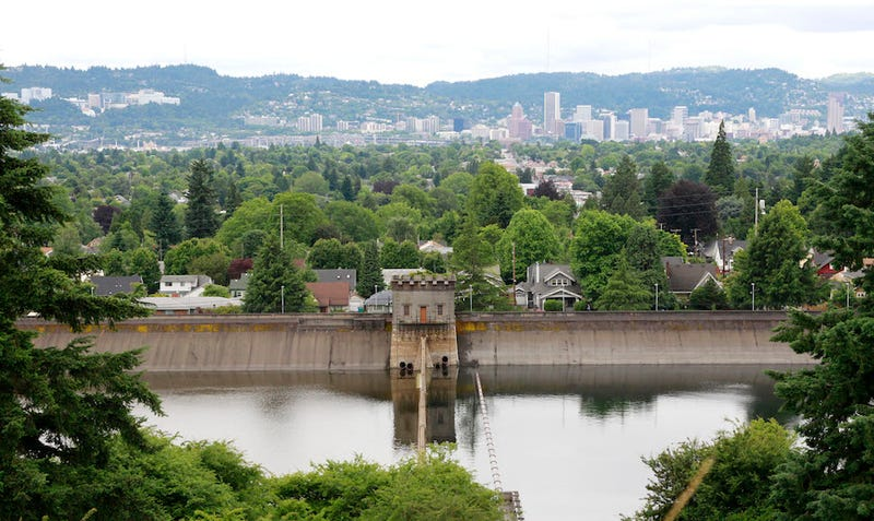 Portland Won't Flush Reservoir Water Tainted by Teen Piss, After All