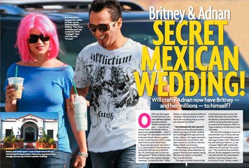 Is Britney Spears Secretly Married?