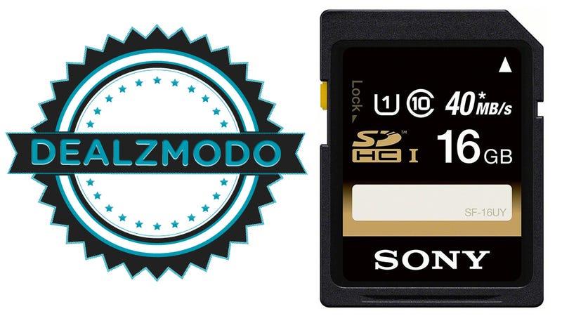 Dealzmodo: Bargain, Fast SD Card, 4KTV, Viewsonic Monitor, Pacific Rim