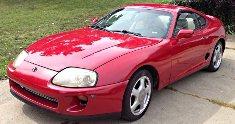 This Fixer-Upper MKIV Toyota Supra Turbo Needs A New Home