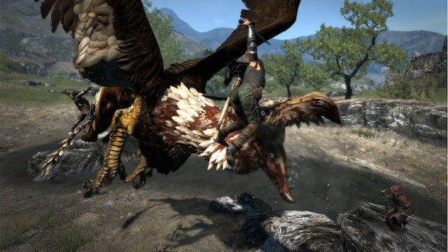 Dragon's Dogma Is The Devil May Cry Team's Next Big Gamble