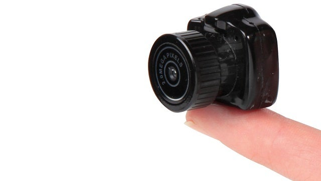 Why Does the World's Smallest Camera Need to Exist?