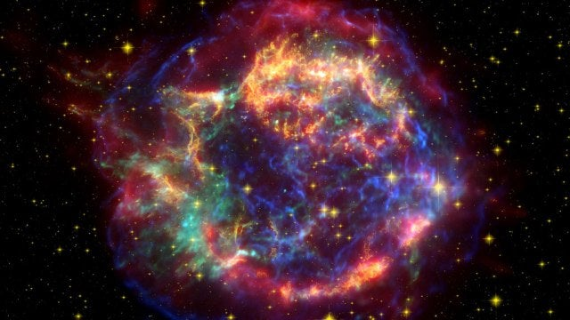 Neutron star observed creating otherwise impossible form of matter