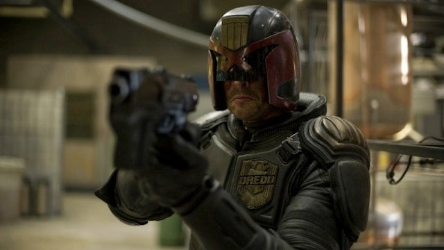 Dredd is a brutal action flick with both a high body count and a brain
