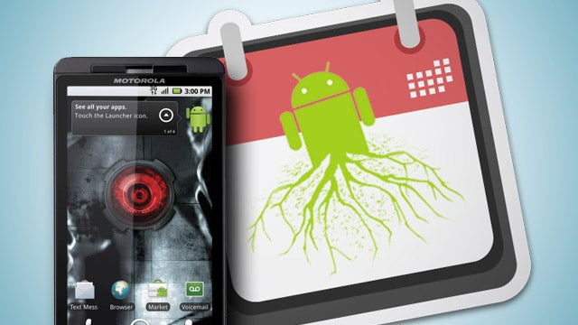 How to Root the Motorola Droid X [Out of Date]