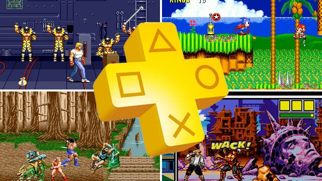 Sega Genesis Games Come To PlayStation Plus