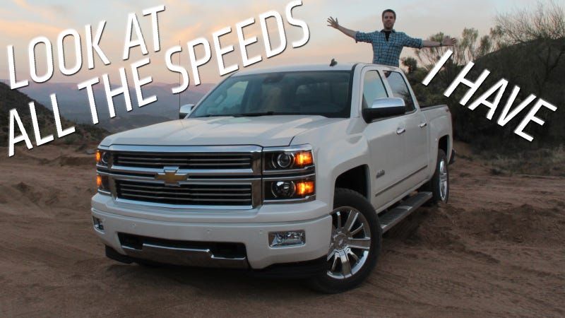 8-Speed Transmission Now Standard On 6.2 V8 Chevy & GMC Pickups, SUVs