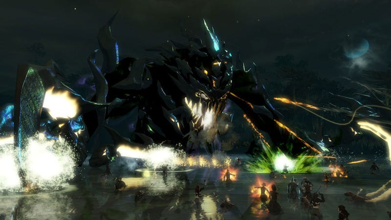 ArenaNet Rings in the Year of the Dragon With Guild Wars 2 Beta Details