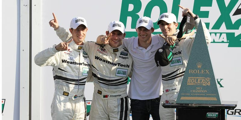The Rolex 24 Hours Of Daytona: Audi Über Gallery