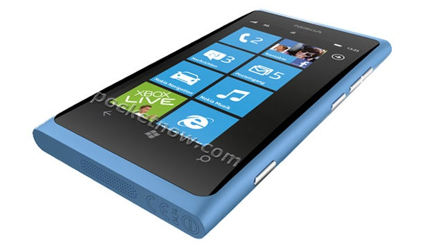 Nokia 800 Windows Phone Pictured Again