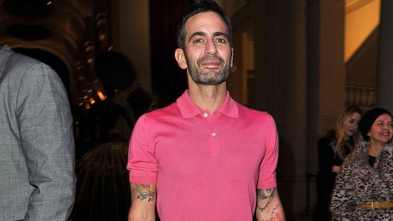 In Marc Jacobs' World, Runway Modeling Is Just Like Being in a Peanut Butter Commercial