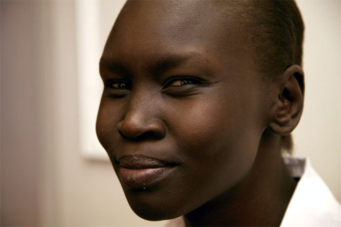 Alek Wek: That's The Way The Cookie Crumbles