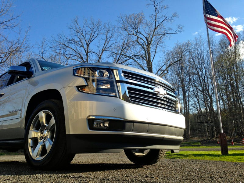 2015 Chevrolet Suburban LTZ: The Truck Yeah! Review