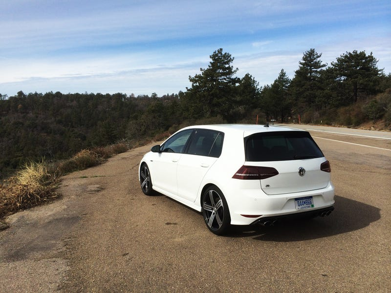 The 2015 Volkswagen Golf R Is Proof Vw Doesn T Really Hate Us