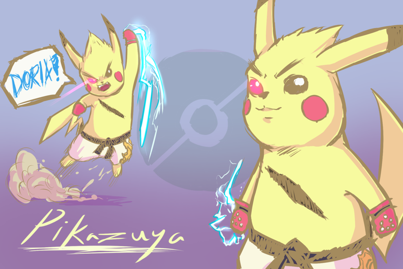 The Internet Reacts to the New Pokémon Fighting Game