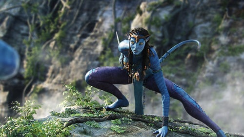 New Avatar Pictures Are The Blue Jungle Cat's Pajamas