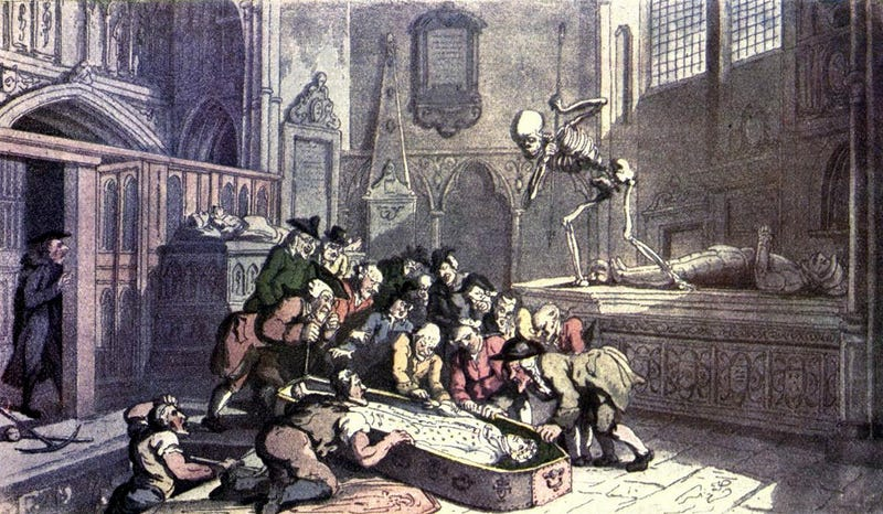 8 Ways to Keep Body Snatchers from Stealing Your Corpse