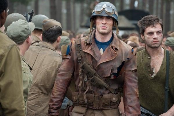 Captain America Pics
