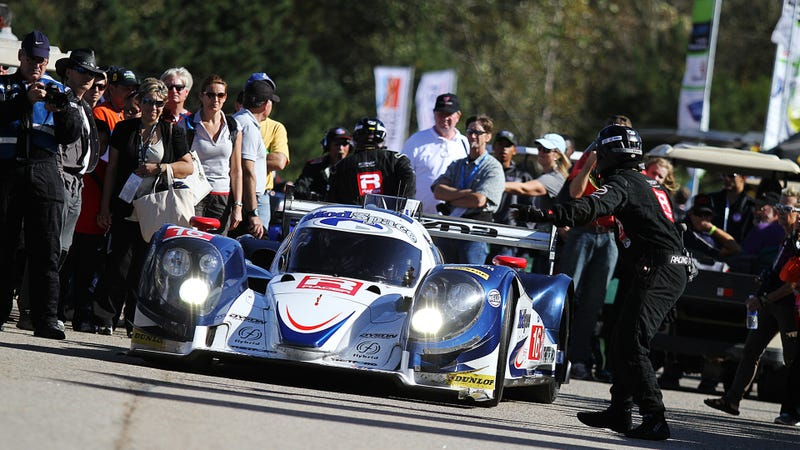 Petit Le Mans: The Unbelievably Gorgeous Über Gallery