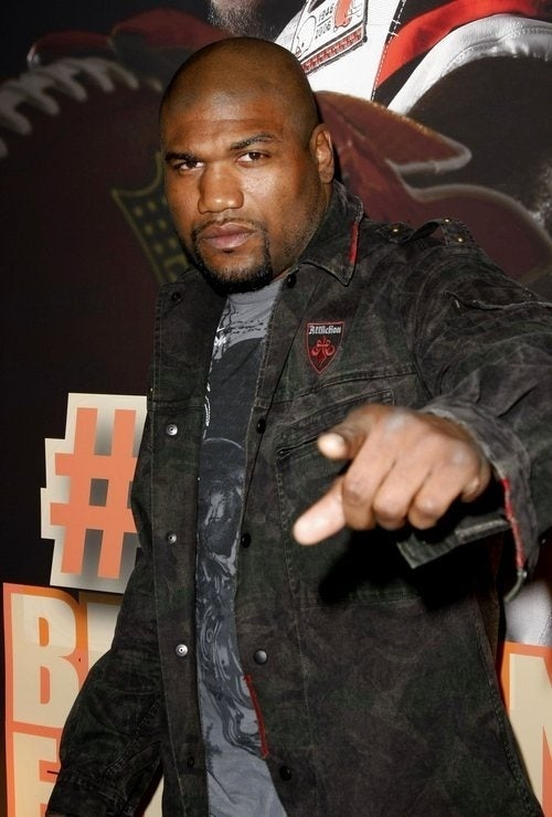 Rampage Jackson Quits UFC To Focus On Mr. T Impersonation