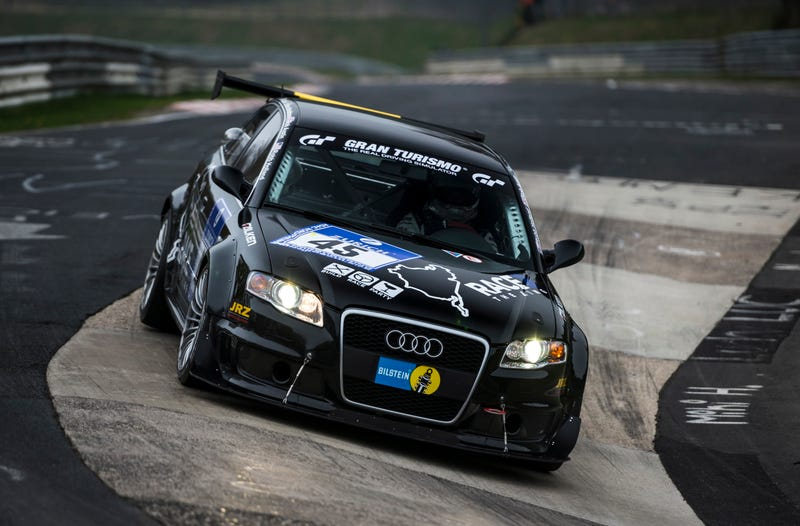 Why the Nürburgring is so difficult to learn