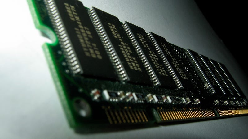 Memory Chips Are the Most Expensive They've Been in Two Years