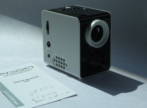 Pico Cube Projector is World's Smallest, Says Maker Epoq