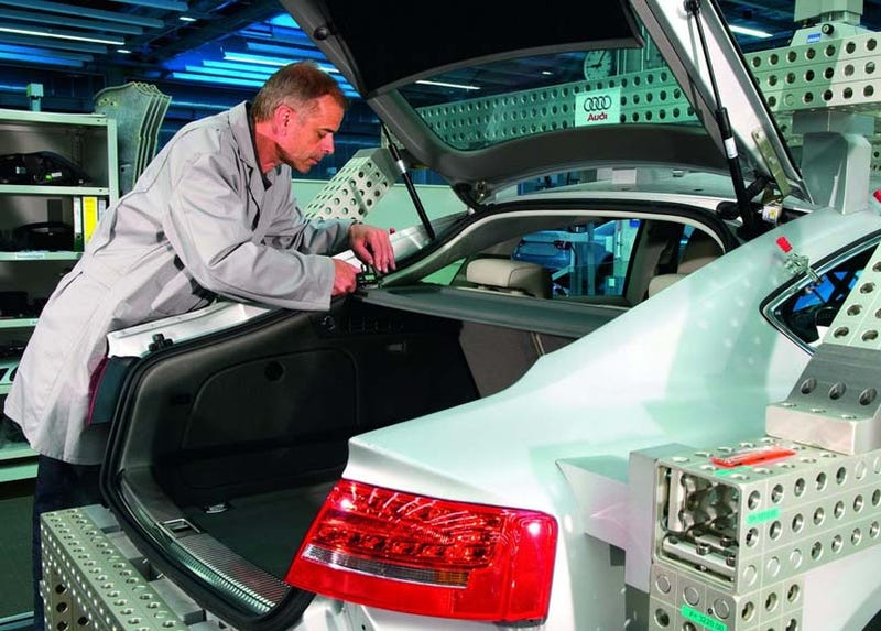 2010 Audi A5 Sportback: A Look Inside The Hatch