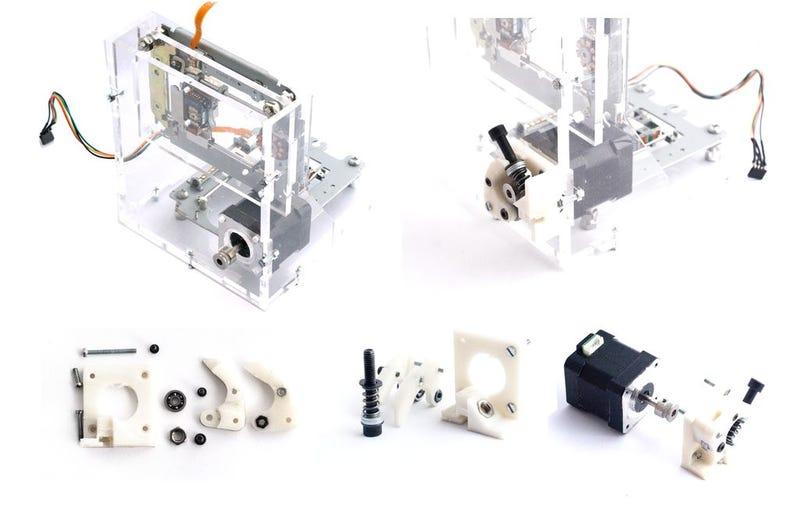 Impresión 3D - Magazine cover