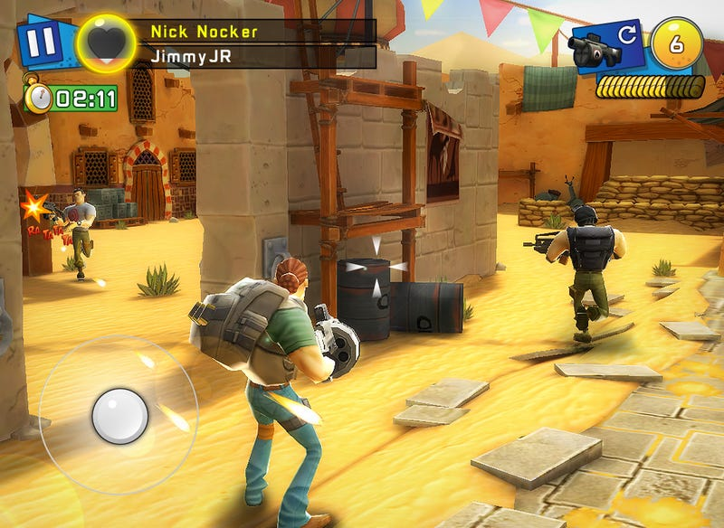 Zynga Launches Mobile Gaming's Answer to Battlefield Heroes