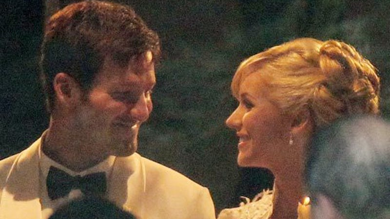 Tony Romo Had A Beautiful Wedding, Even Though He Invited Wade Phillips