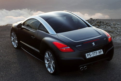 Peugeot RCZ: For Skinny TT-Loving Frenchies