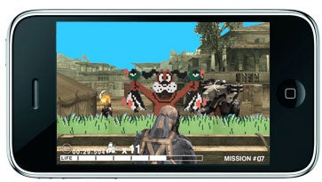 Metal Gear Solid Touch: Brace For Duck Hunt Disappointment