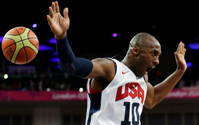 Why Not Let Kobe Play In One Last Olympics?