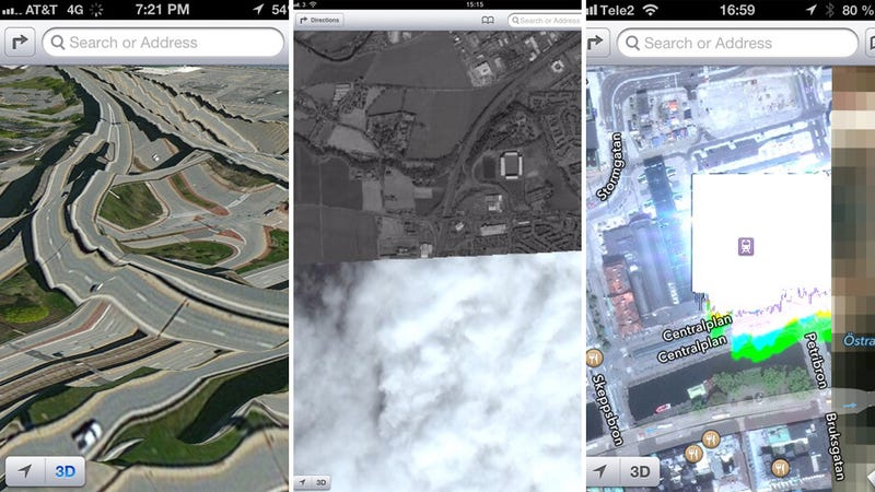 Where To Keep Track of All the Worst Apple Maps Fails