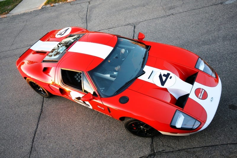 Heffner Performance And Camilo Pardo Special Edition Ford GT