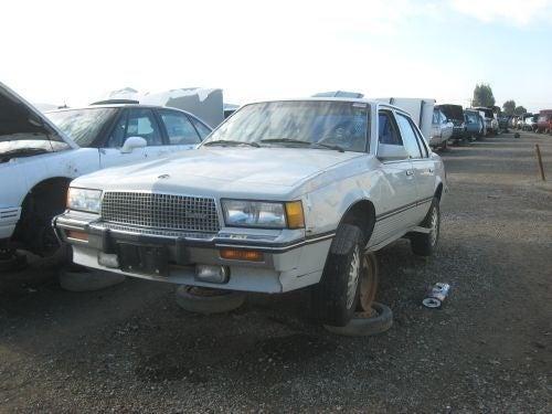 Super-Rare 1988 Cadillac Cimarron Won't Be Restored