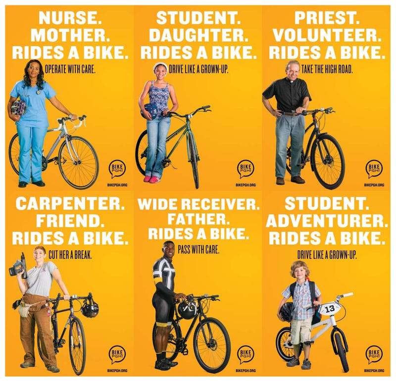 "Can Saying ""People on Bikes"" Instead of ""Cyclists"" Make Biking Safer?"