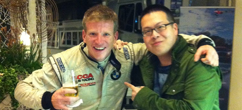 Two Jalopnik Friends Just Won Their Class At The Nurburgring 6 Hours