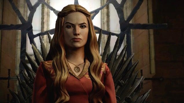 Ya disponible el juego de Game of Thrones, y tiene una pinta estupenda