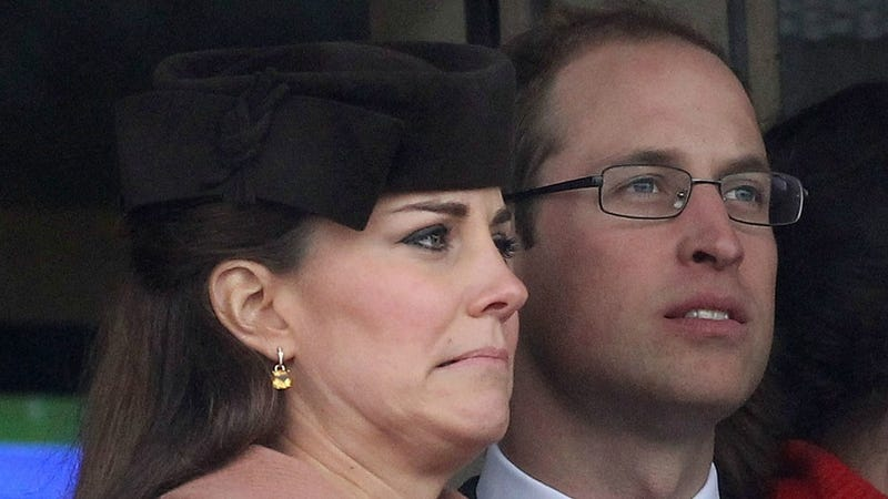 Kate And Wills Probably Shouldn't Have Bet Their First-Born on That Horse