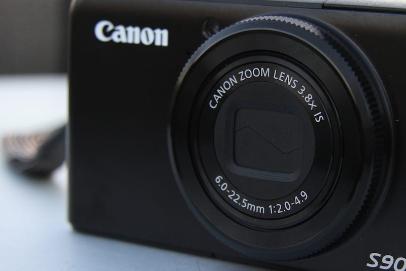 Canon S90 Review: It'll Never Leave My Pocket (Except When I'm Taking Pictures)