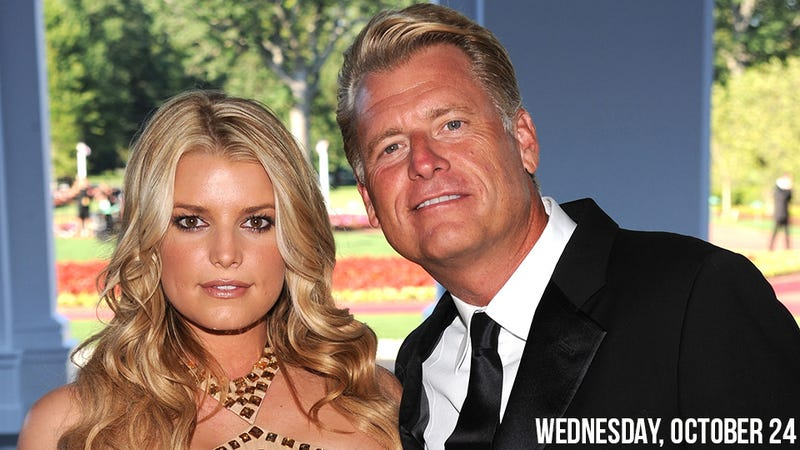 Jessica Simpson's Baptist Dad Allegedly Has a 20-Year-Old Boyfriend