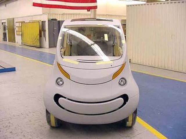 Peapod Mobility: Exclusive First Production Images