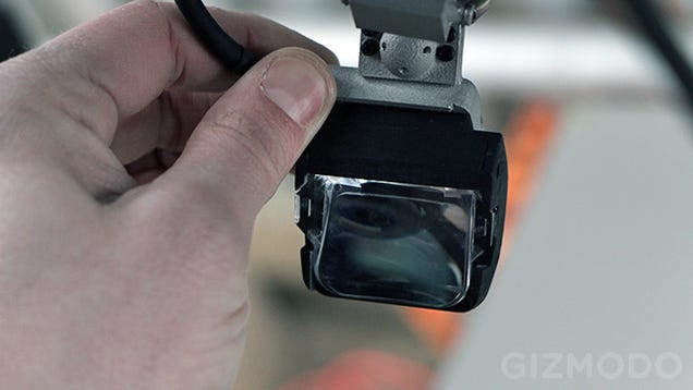 DARPA Hacked Together a Super Cheap Google Glass-Like Display