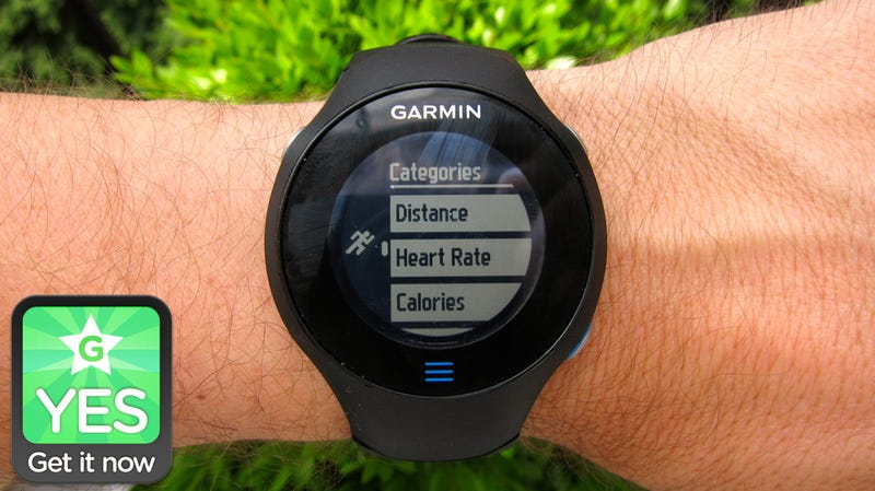 Garmin Forerunner 610 Runs Fast But Touched Me In a Bad Place
