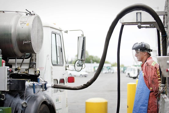 Liquid Natural Gas Fueling is Way Scarier Than I Thought