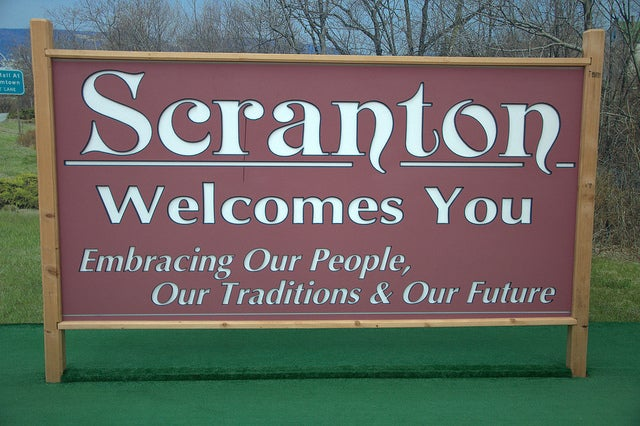 Scranton Is America's Most Financially Fucked City
