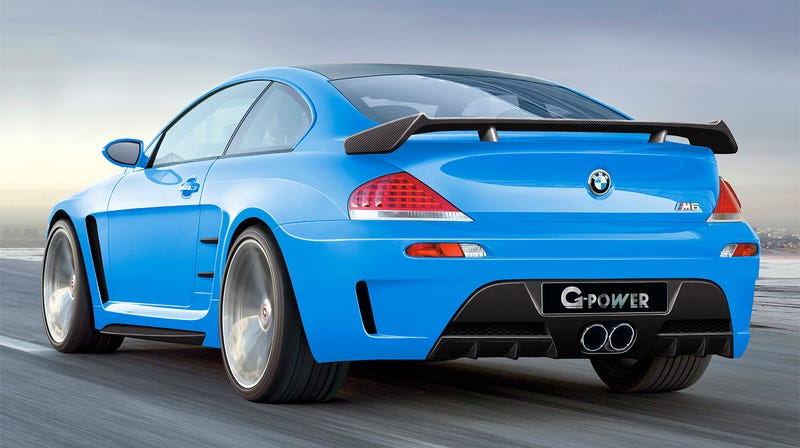 G-Power Hurricane CS Claims World's Fastest BMW Coupe, 228 MPH Top Speed